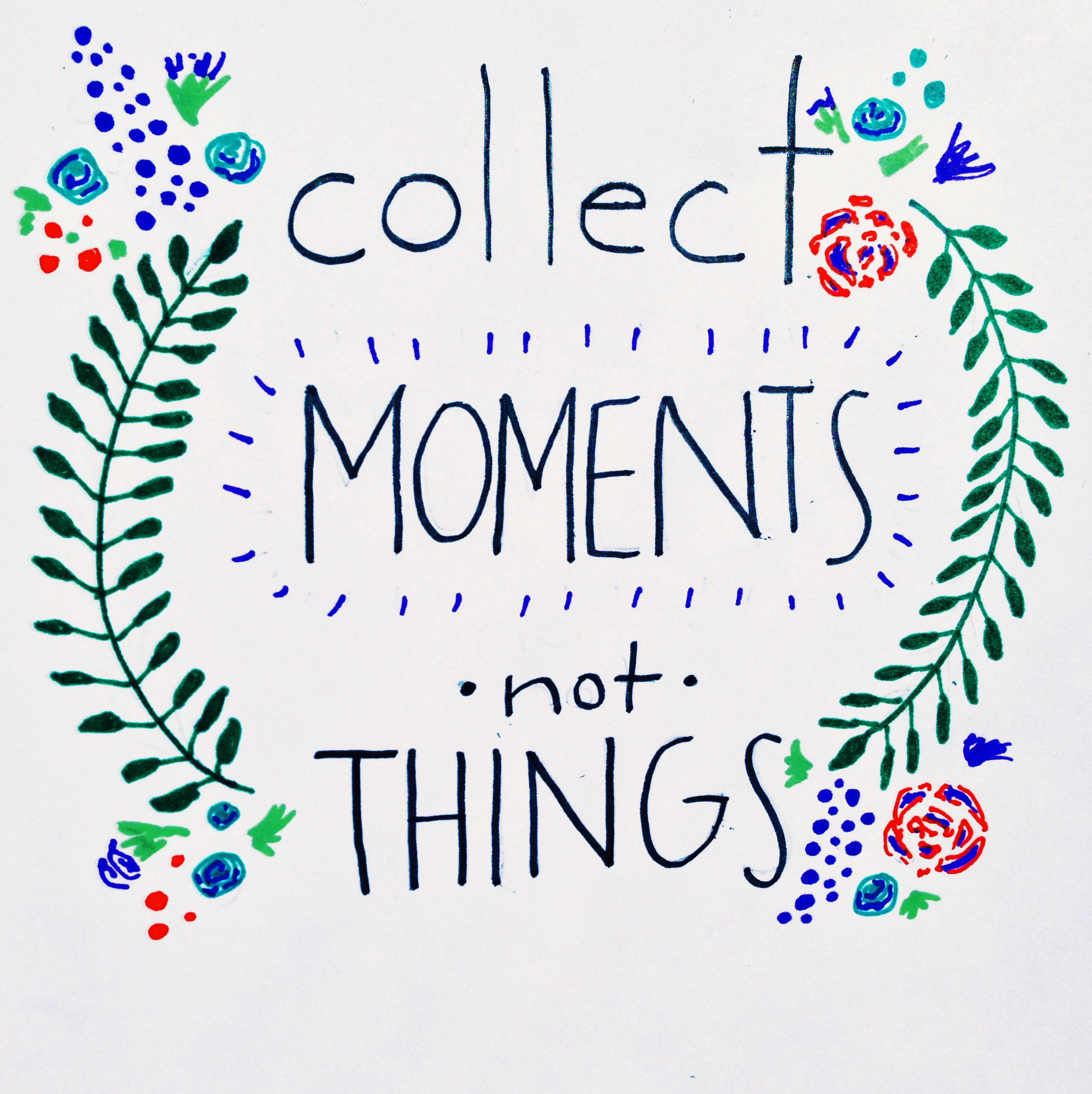 Moments Not On The Outside